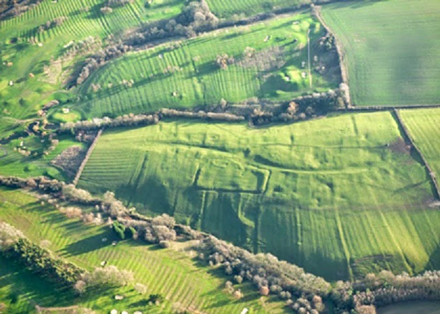 UK: Deserted medieval villages designated 'Ancient Monuments'