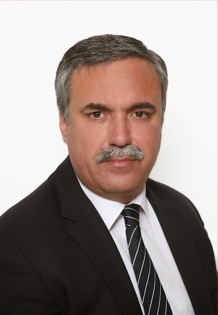 Επισημη δήλωση υποψηφιότητας για Πρόεδρος της ΝΟΔΕ Θεσπρωτίας του Άλκη Λάμπρου