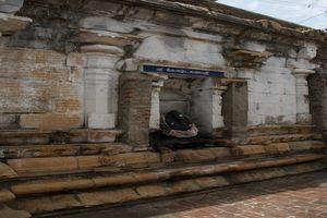 Thiruchemponpalli (Semponarkoil) Temple - Sri Koshta Ganapathy