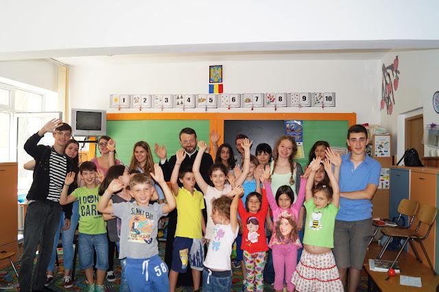 """27 Iulie- Școala de vară """"Aripi de înger"""", la început de drum"""