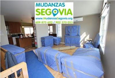 Transportes Martín Miguel Segovia