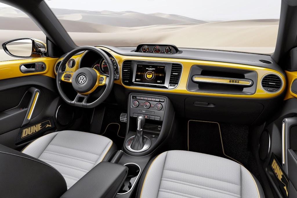 Volkswagen Beetle Dune Concept INT_03-2