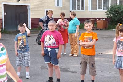 Лагерь дневного пребывания (день 5)