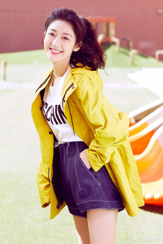Judy Qi Yandi China Actor