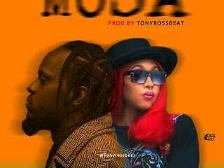 "[AUDIO + LYRICS VIDEO]: Tony Ross - ""MOSA "" FT Cythnia Mogan"