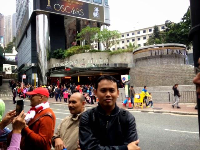 Traveling Hongkong (HK), Peak Tram