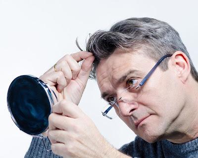 التخلص من الشيب بدون صبغة -العلاج الطببعي الشعر الابيض-