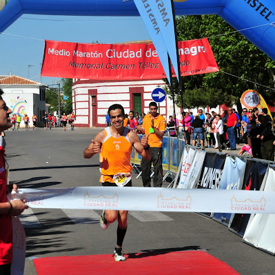Media de Almagro 2015 - Llegada