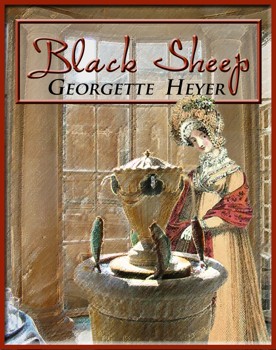 Black Sheep by Georgette Heyer (English) MP3 CD Book