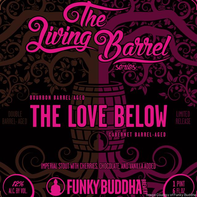 Funky Buddha The Love Below Returns 2/14