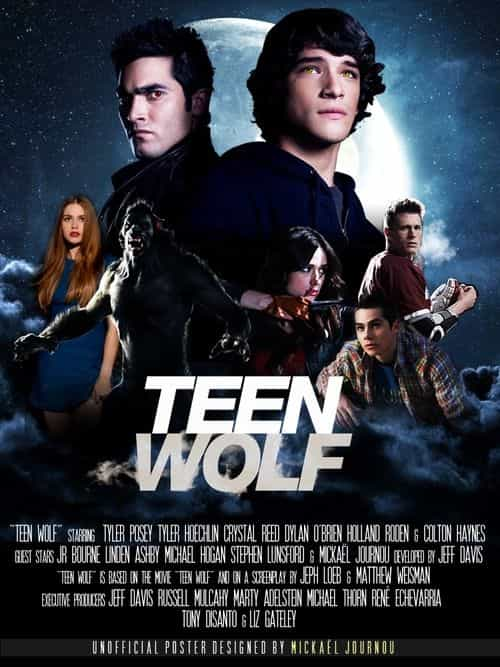 Người Sói Tuổi Teen Phần 1