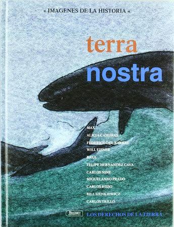 {Terra Nostra Cómic Español }