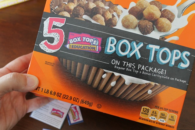 bonus box tops
