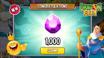 Hack 50.000 Gemas - Dragon City