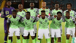2022 WORLD CUP QUALIFIER: Nigeria Tops Group C