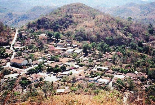 San José Las Flores, Chalatenango, El Salvador