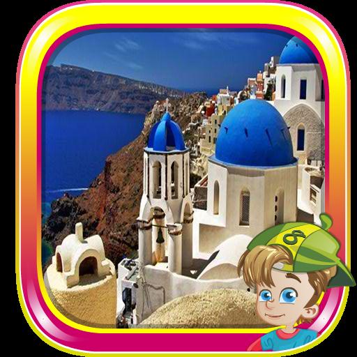 サントリーニ島からの脱出 解謎 App LOGO-硬是要APP