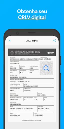 Gringo - Consulta CNH, CRLV digital SP, IPVA DPVAT 3.2 screenshots 5
