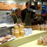 time for a stroopwafel in Den Haag, Zuid Holland, Netherlands
