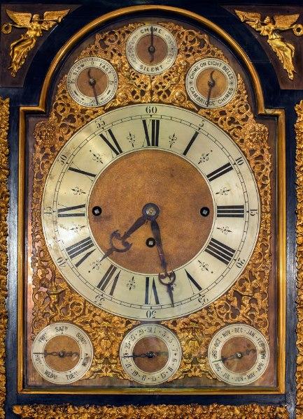 Nizam's Clock