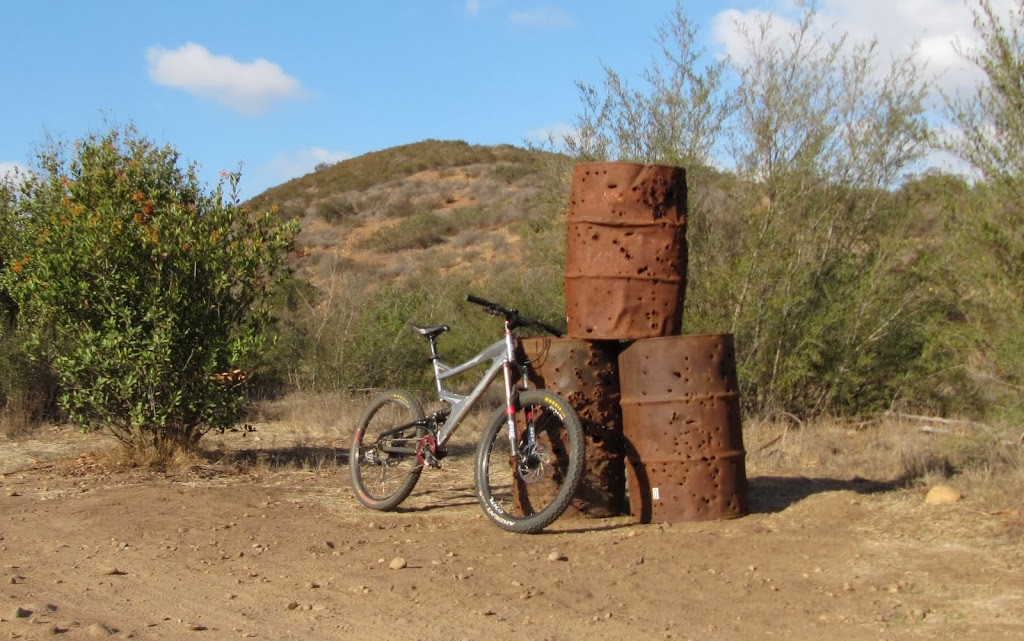Spring canyon, the party is over- Mtbr com