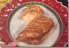 Salmone in crosta con salsa all'arancia e burro aromatizzato