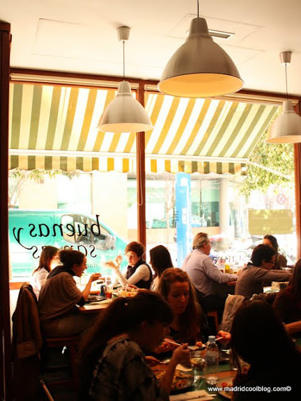 MADRID COOL BLOG buenas y santas legazpi madrid restaurantes