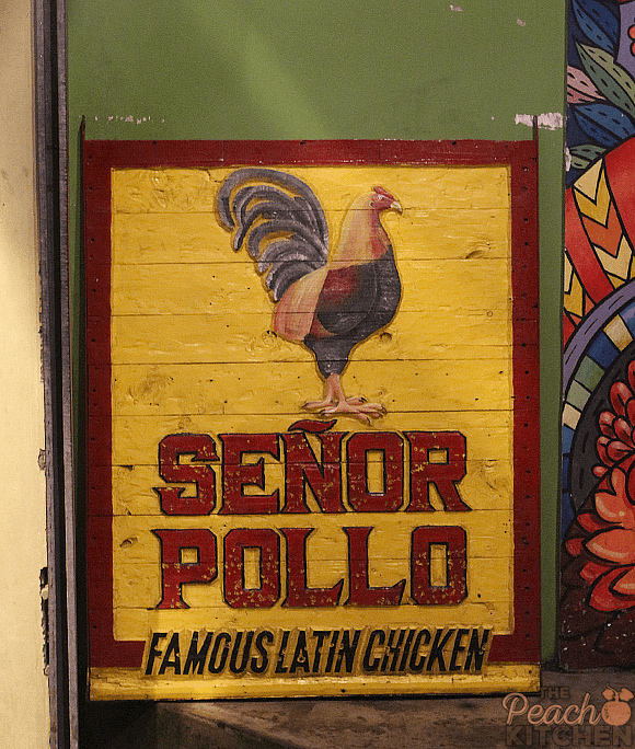 A Latin Dinner at Señor Pollo,Scout Rallos