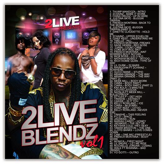 2LIVE Blendz Vol 1