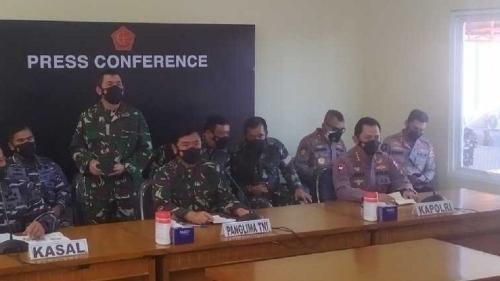 Panglima TNI Menahan Tangis: Kita Semua Merasa Kehilangan