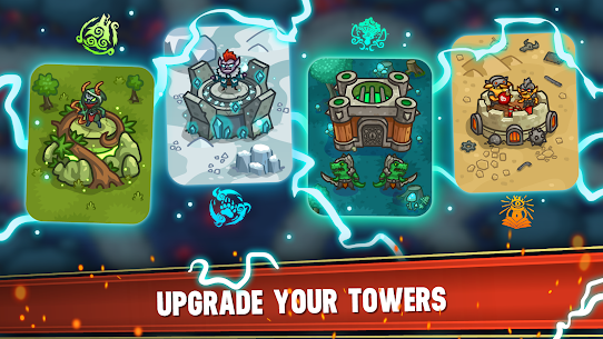 Tower Defense: Magic Quest Mod Apk (Unlimited Money) 2