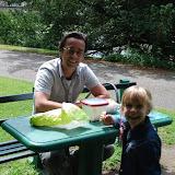 Picknicken in Gent