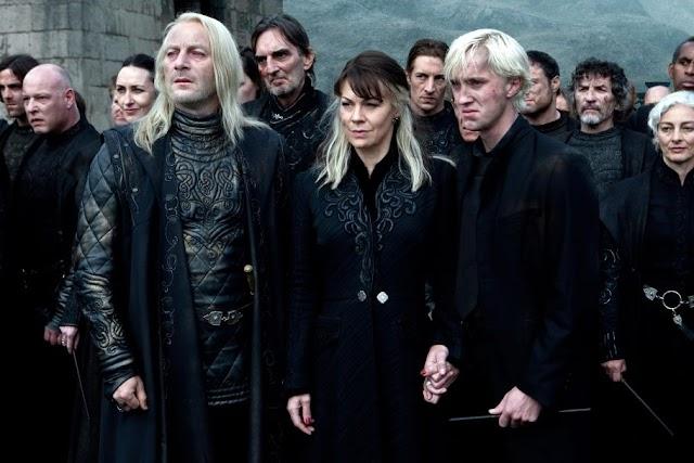 Quiz – Estas afirmações sobre a família Malfoy de Harry Potter são verdadeiras?