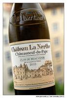 """Château-La-Nerthe-Châteauneuf-du-Pape-Blanc-""""Clos-du-Beauvenir""""-2010"""