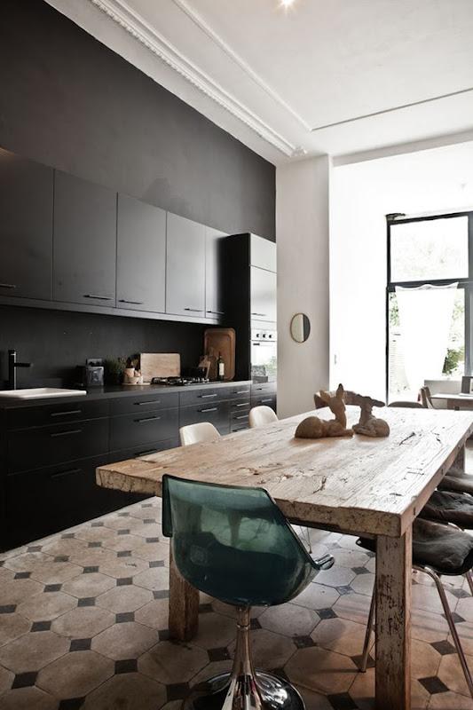 simona_elle_arredare_con_mix_mobili_recupero_e_design_casa_Bruxelles_9