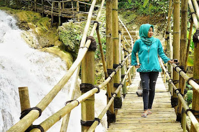 Taman Sungai Mudal Kulon Progo Jogjakarta