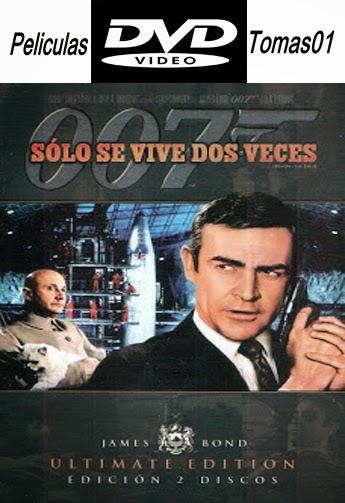 007 (5): Sólo se Vive dos Veces (1967) DVDRip