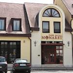 Węgry/Eger/Hotel Minaret