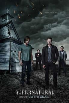 Baixar Série Supernatural 9ª Temporada Torrent Dublado Grátis