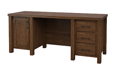 Ashton Executive Desk