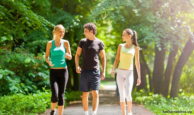 Benefits of Walking 10 Thousand Steps a Day