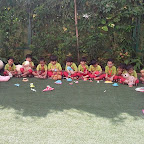 Teddy Bear Tea Party by Sr Kg at Witty World, Chikoowadi (2018-2019)