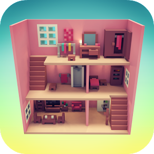 Glam doll house girls craft android apps on google play House building app