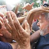 Chegada de Lula em São Bernardo