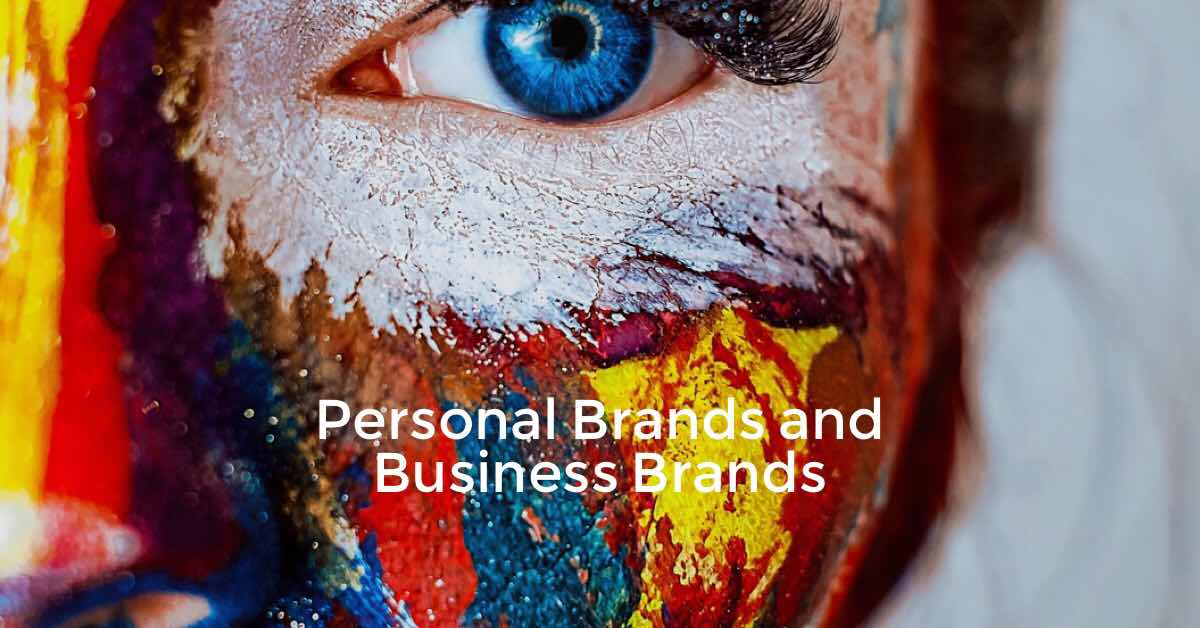 personal and business branding