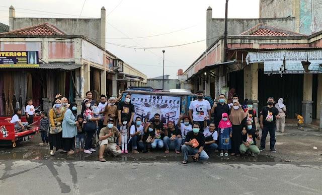 Komunitas Otomotif Kijang Kotak (TKKI) DJABODETABEK Berbagi Kebaikan Di Bulan Ramadhan