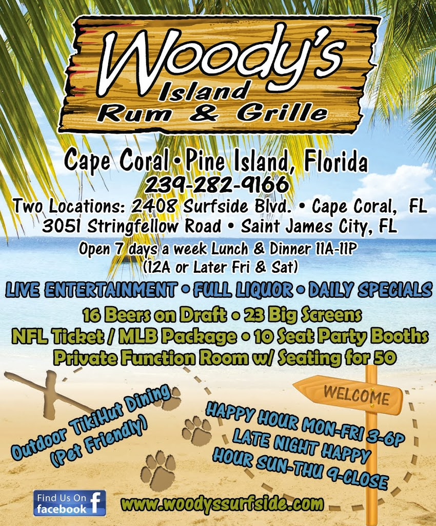 Woodys Surfside QP Ad