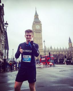 London Winter Run Medal