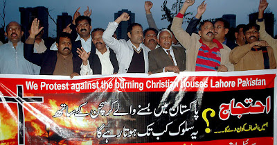 Pakistan: Muslims treat Christians like 'animals'