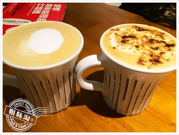 LUCID咖啡-美術館的低調咖啡館